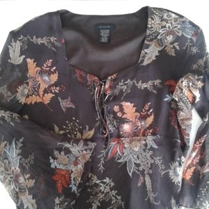 Pretty Silkland blouse